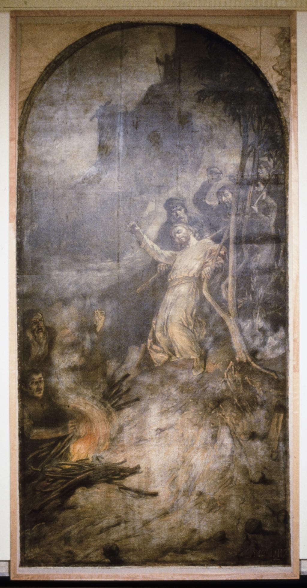 Le Martyre de saint Barnabé