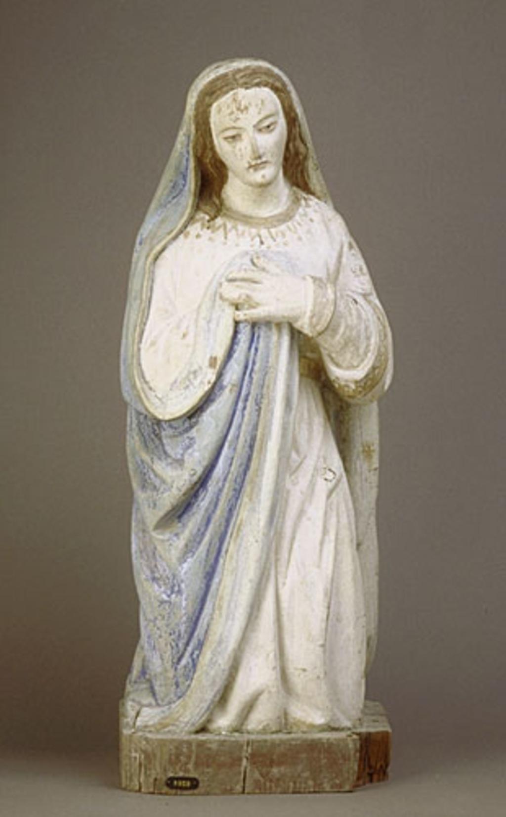 Sainte Vierge (de crèche)