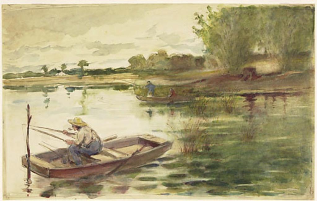La Pêche à Sainte-Rose