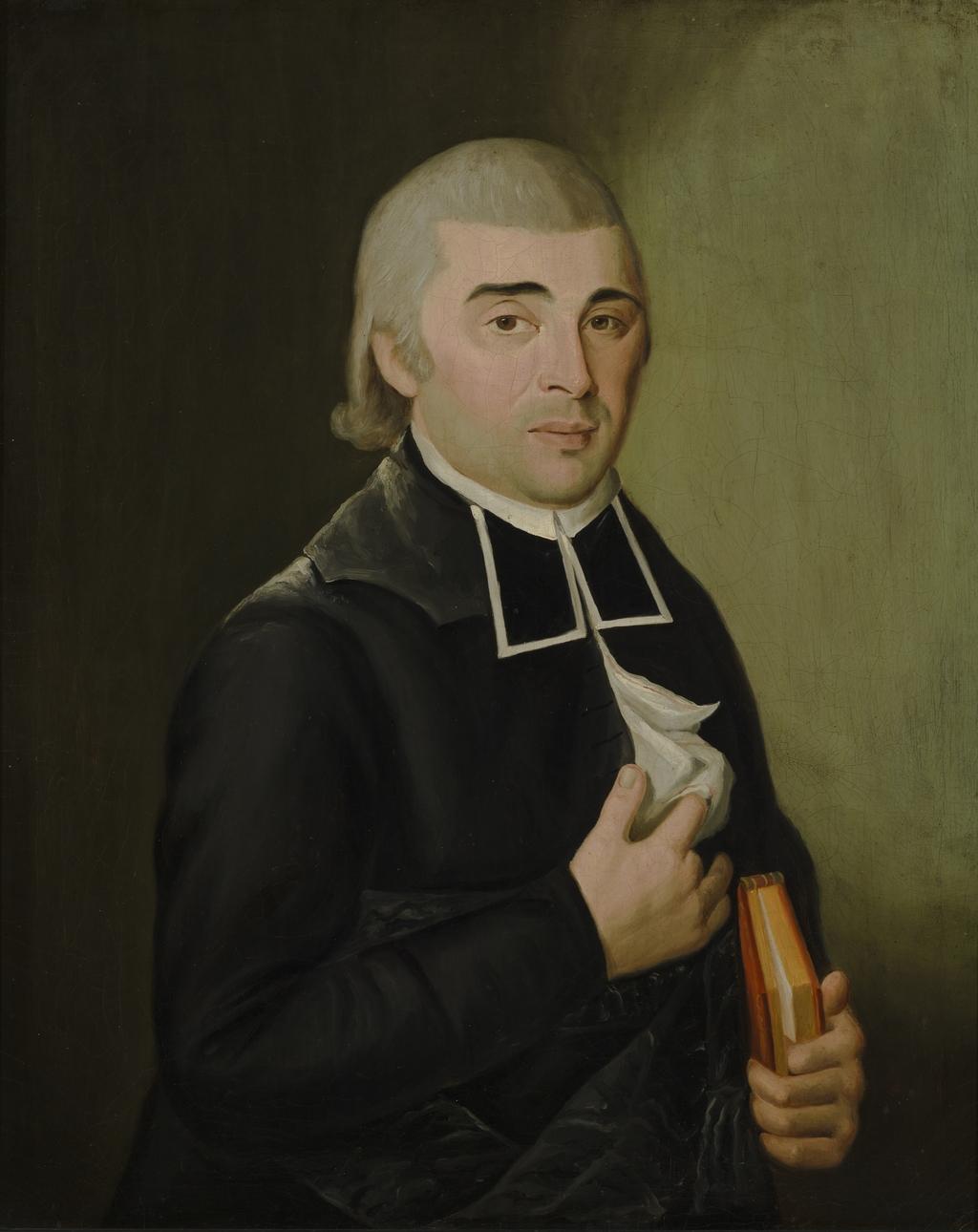 L'Abbé François Boissonnault