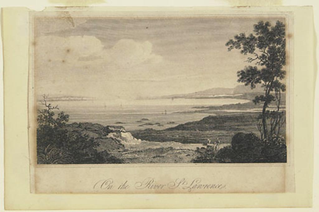 Sur le fleuve Saint-Laurent