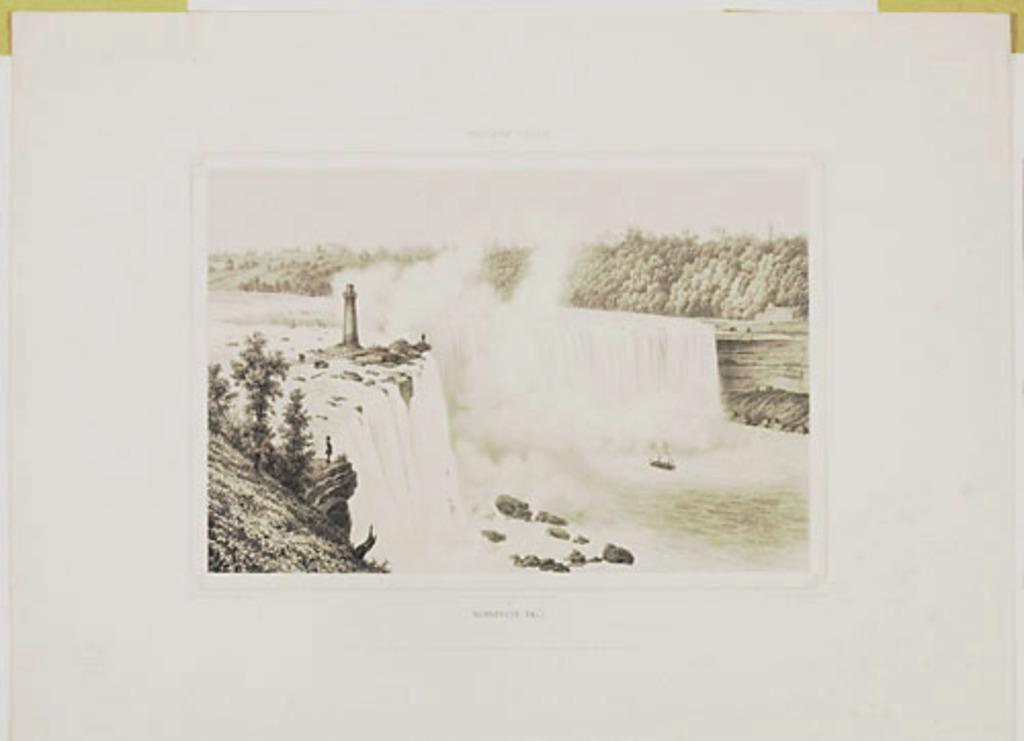 Les Chutes en fer à cheval du Niagara