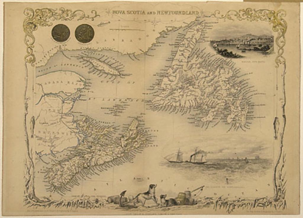 Nouvelle-Écosse et Terre-Neuve