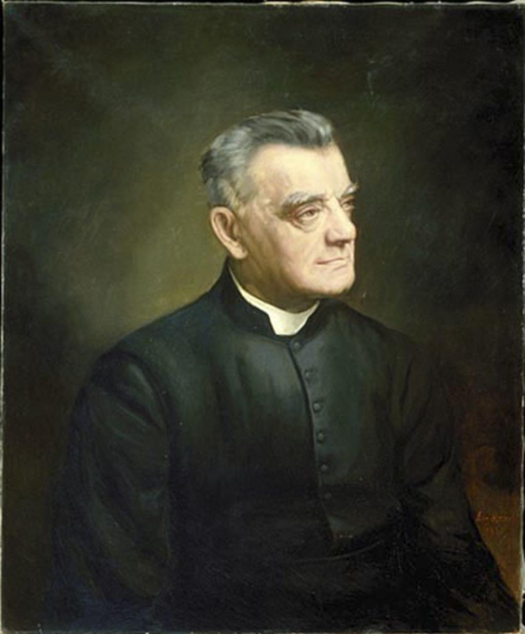 L'Abbé Alphonse Caron