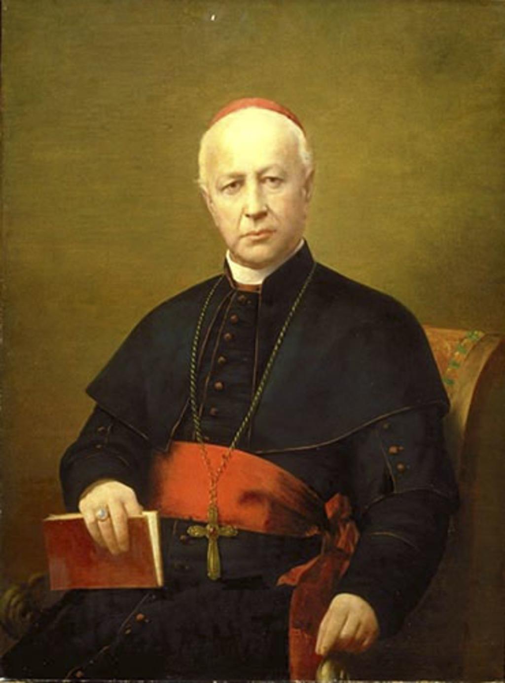 Le Cardinal Elzéar-Alexandre Taschereau