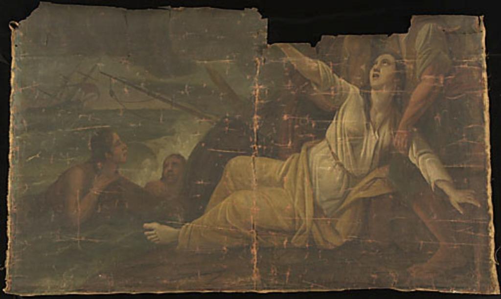Marie, secours des chrétiens (fragment)