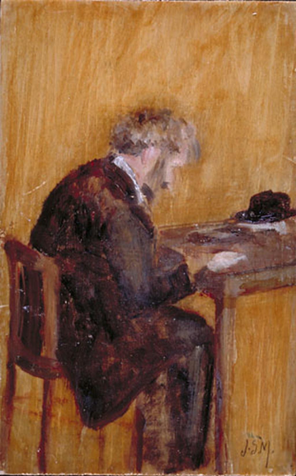 Charles Gill, professeur-artiste