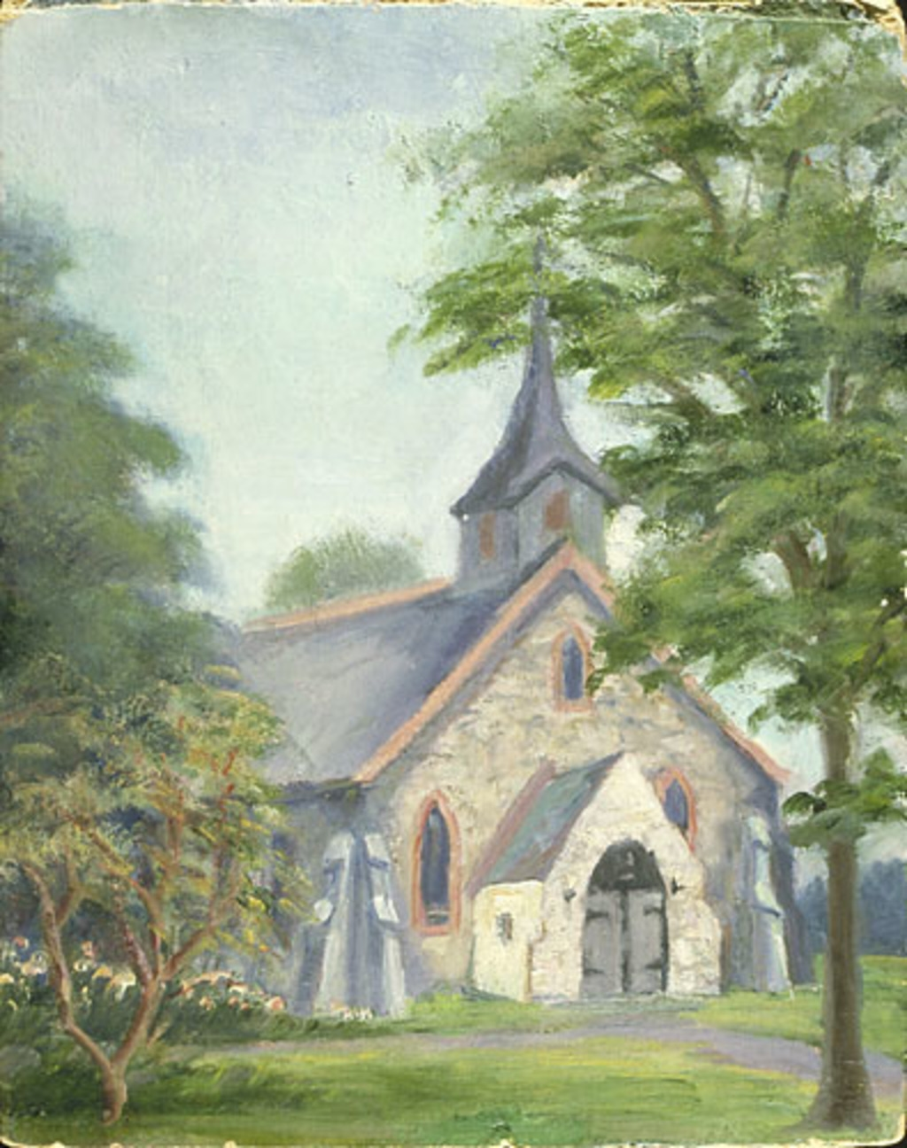 Église anglicane, Saint-Marc, Longueuil