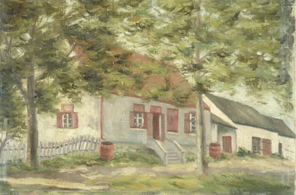 Maison de ferme, Laflèche