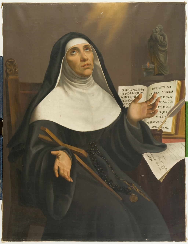 L'Extase de Marie de l'Incarnation
