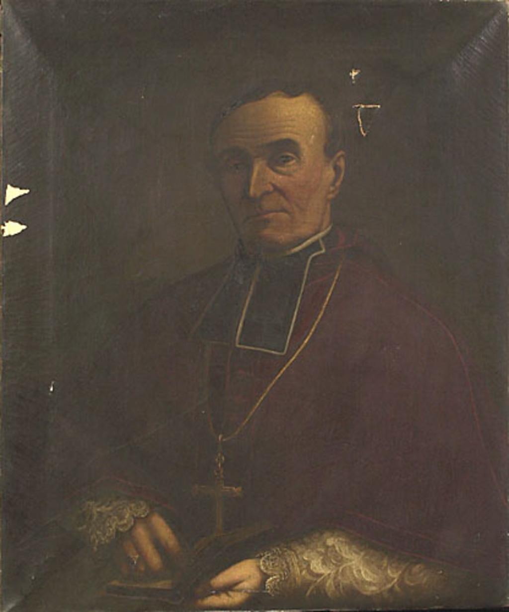 Monseigneur Charles-François Baillargeon, d'après une photographie