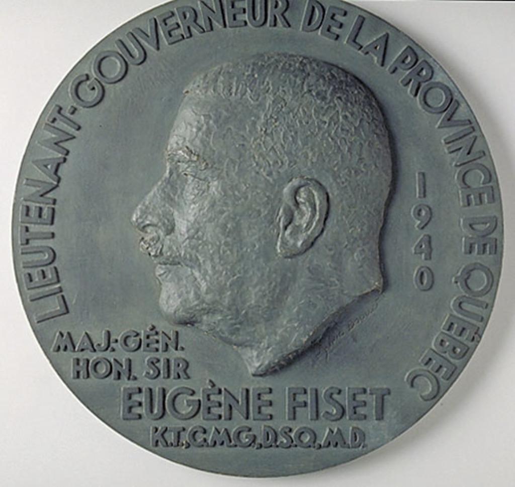 L'Honorable Sir Eugène Fiset