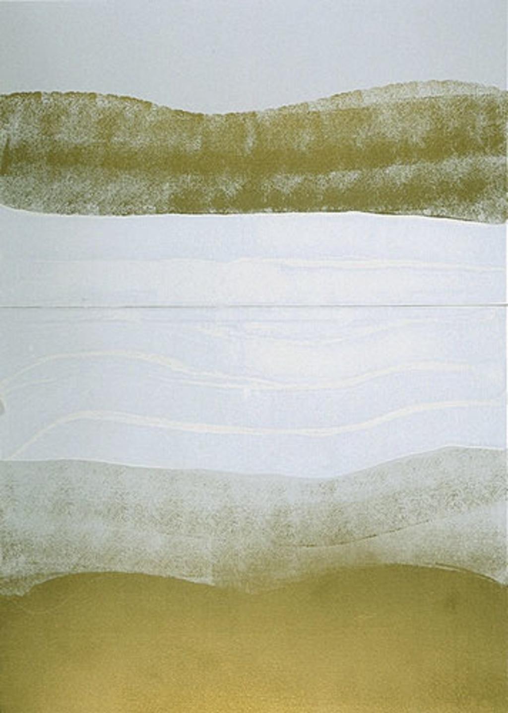 Blanc et or : Horizons