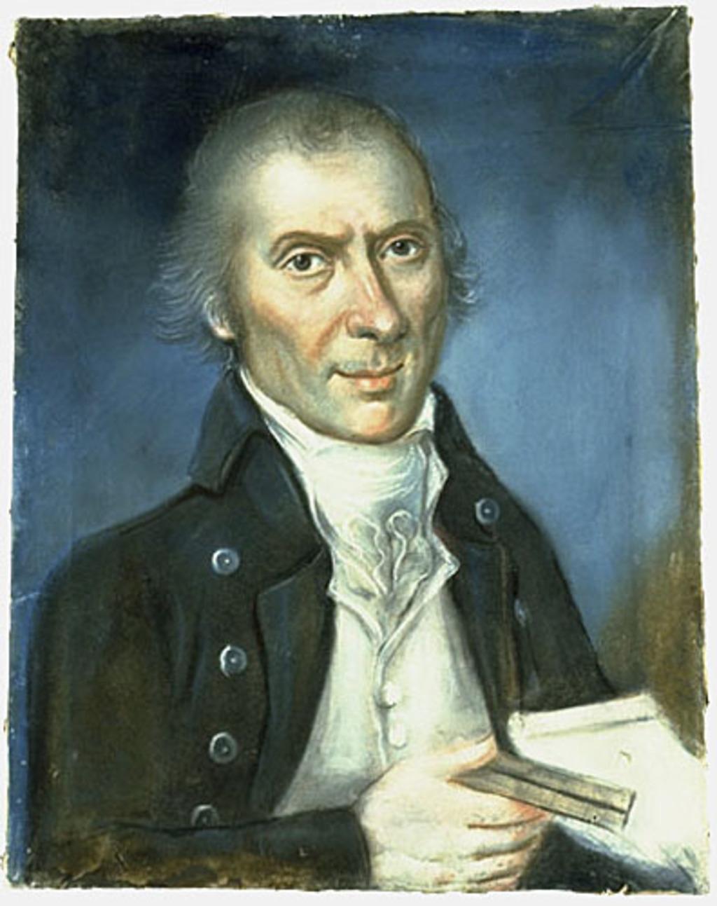 Portrait présumé de Joseph Bouchette