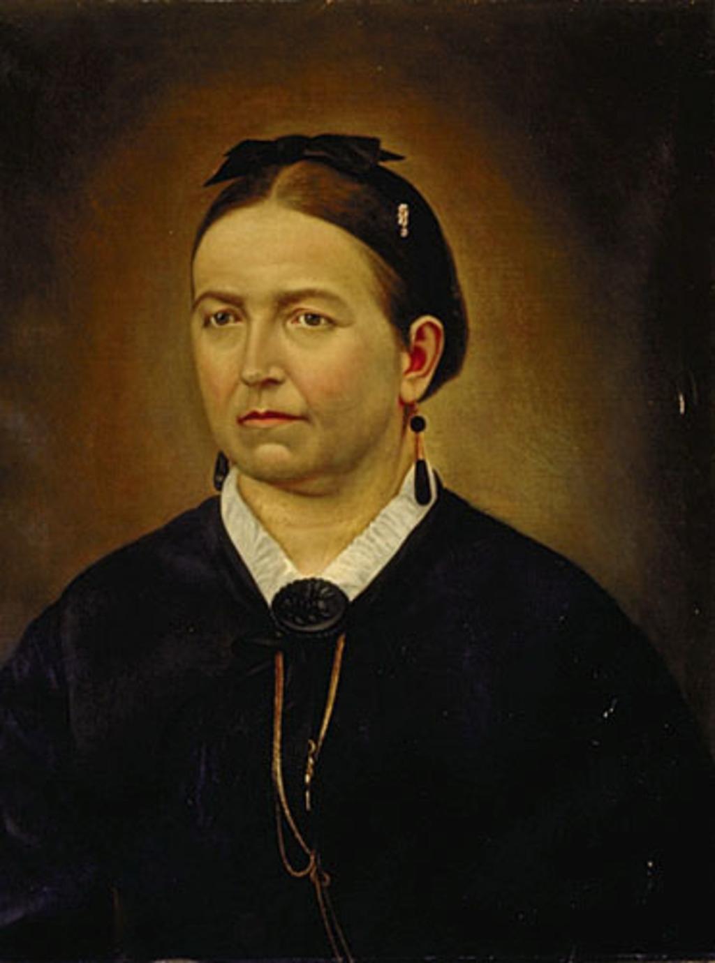 Madame Eugène Larue, née Lucille Grenier