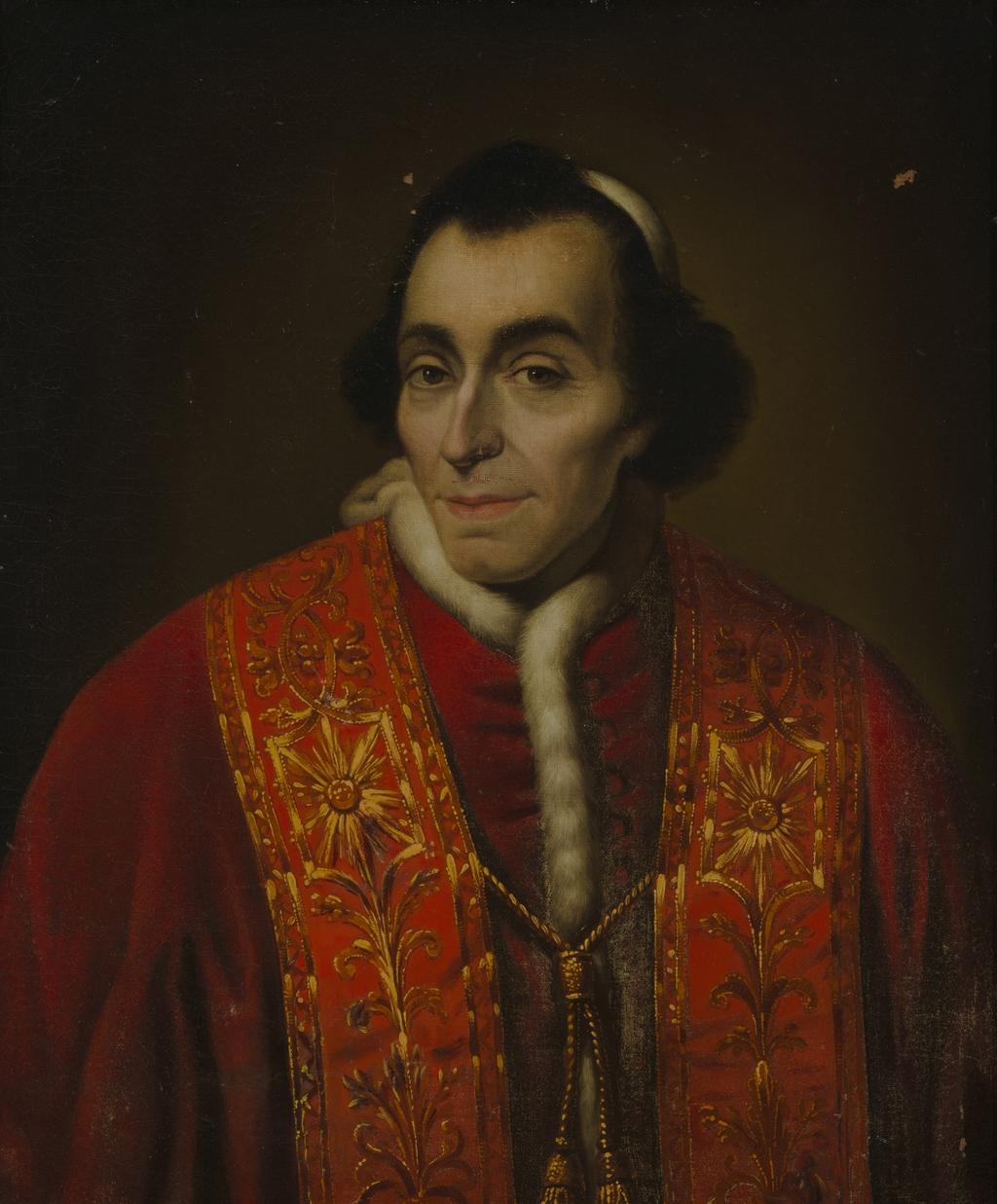 Le Pape Pie VII