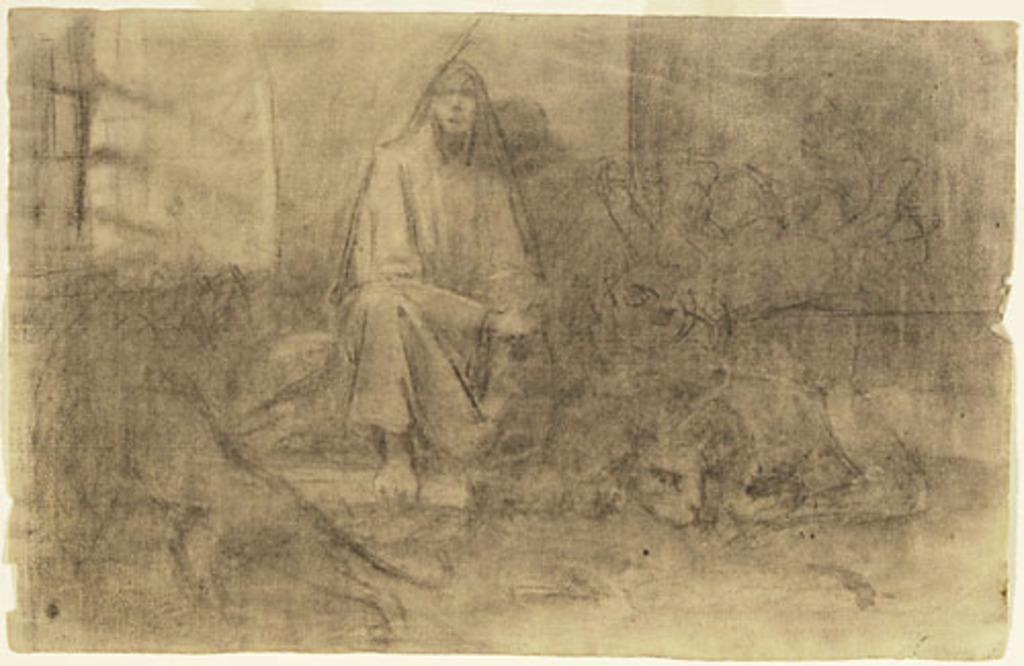 Daniel et les lions