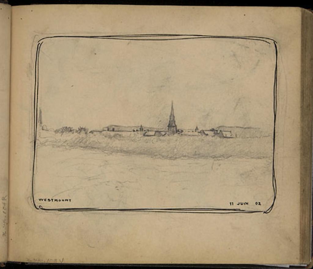Vue de Westmount
