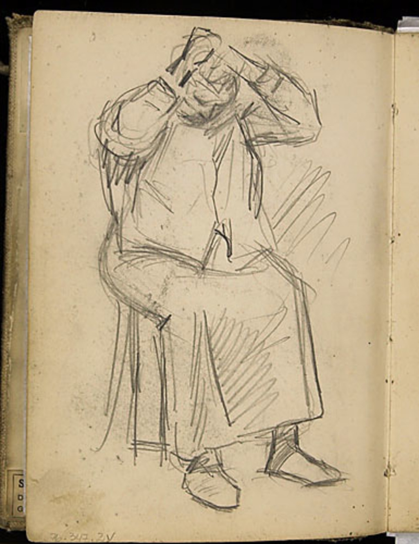 Adèle Bertrand, mère de l'artiste