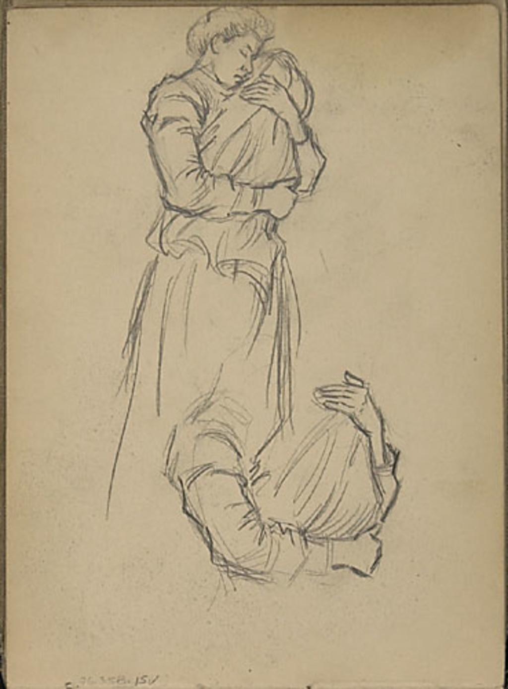 Études de mère et d'enfant