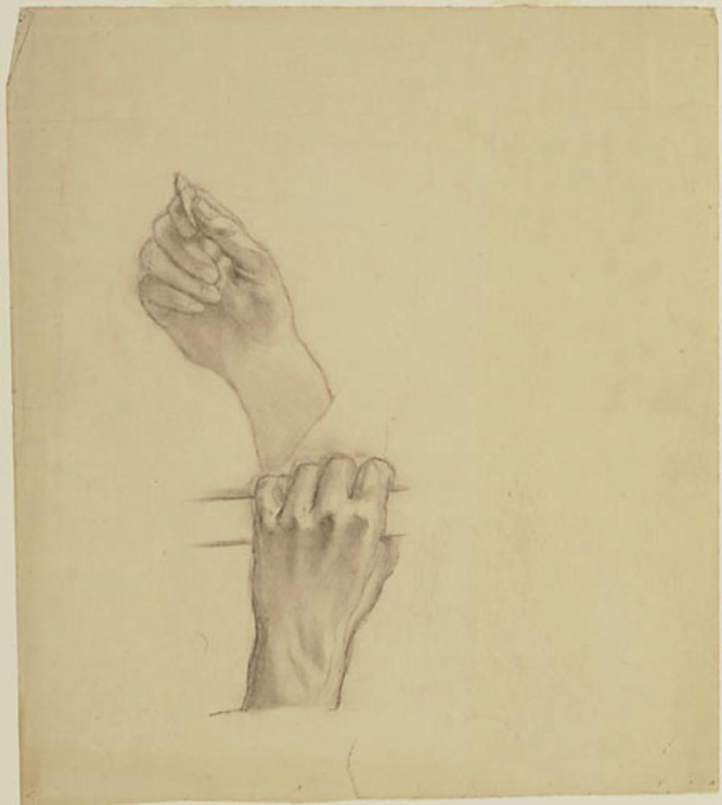 Études de mains