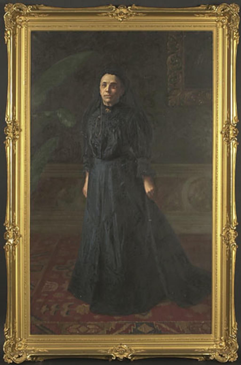 Madame Ferdinand Lemieux, née Célestine Carrier