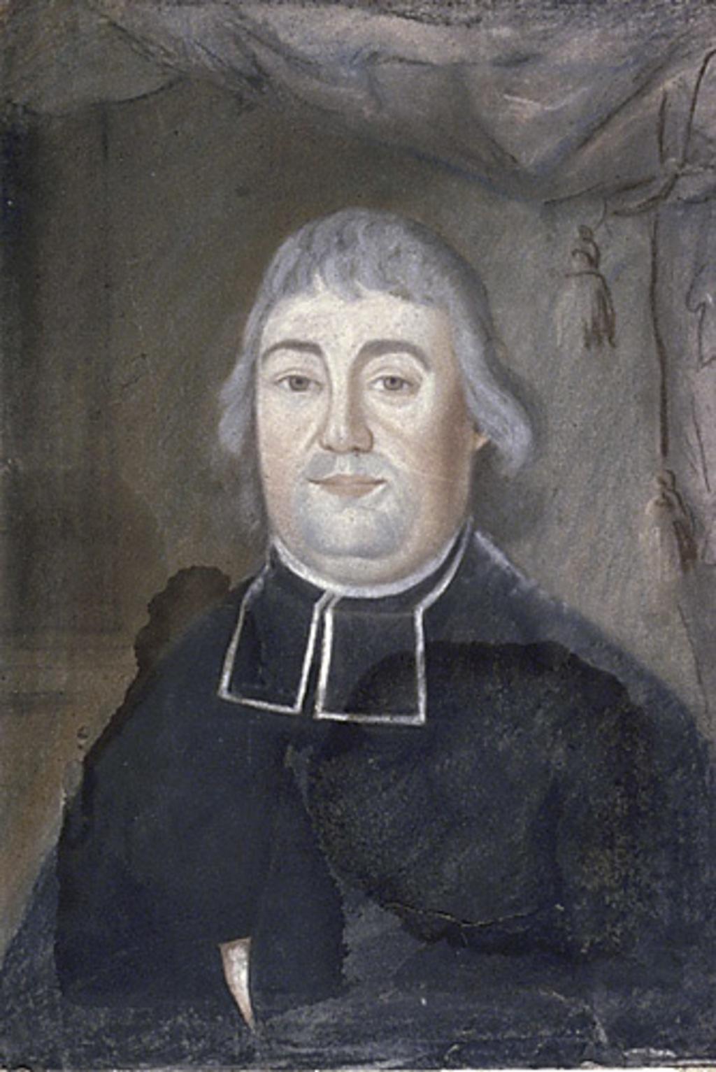 David-Augustin Hubert, curé de Québec