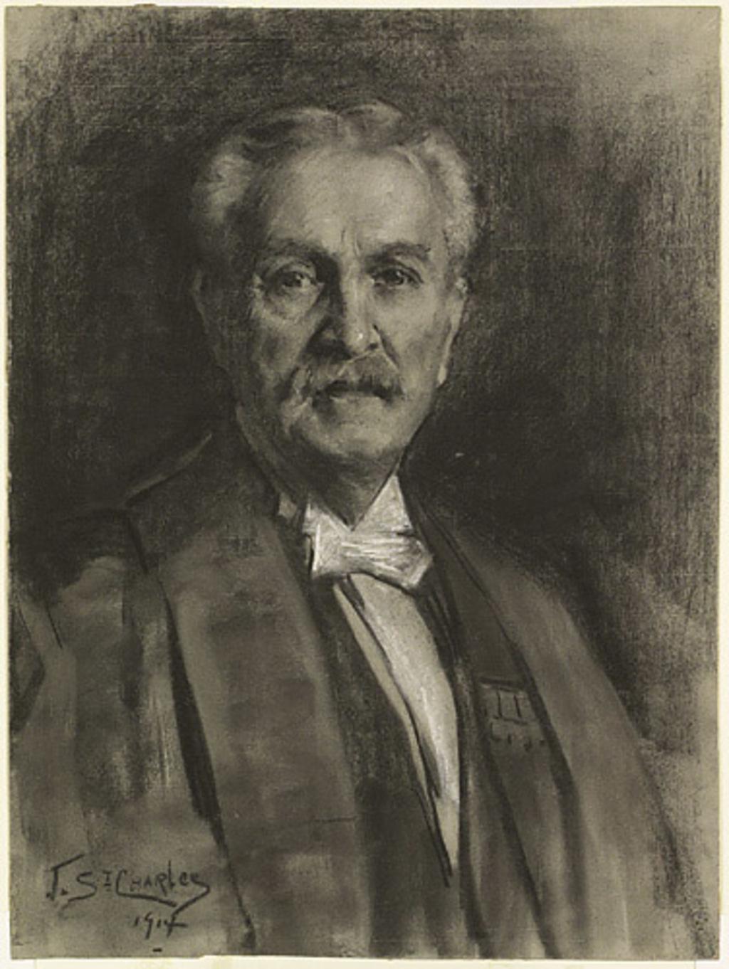 Le Sénateur Auguste Charles Philippe Robert Landry