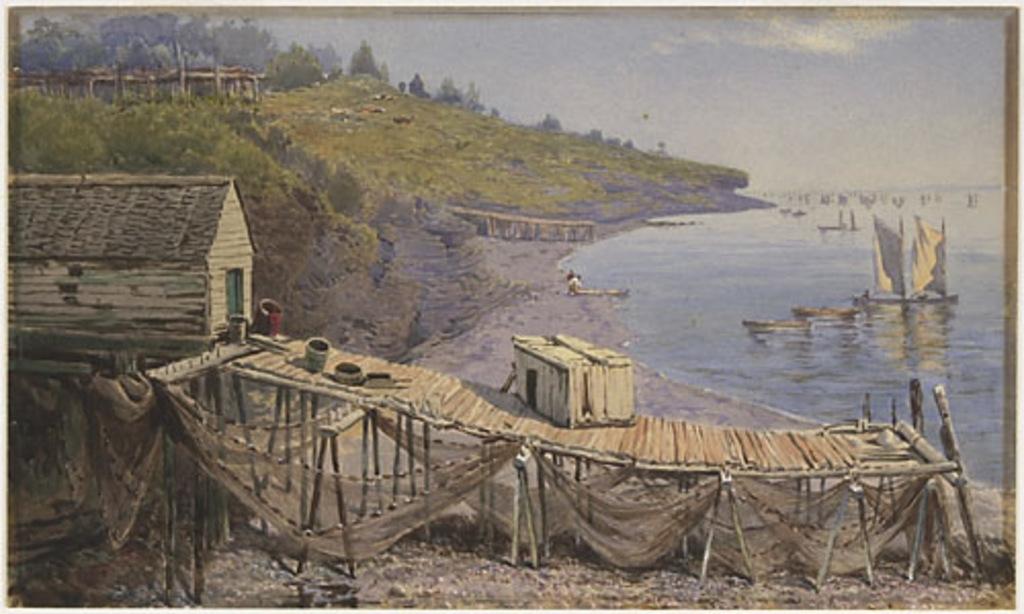 Village de pêche gaspésien
