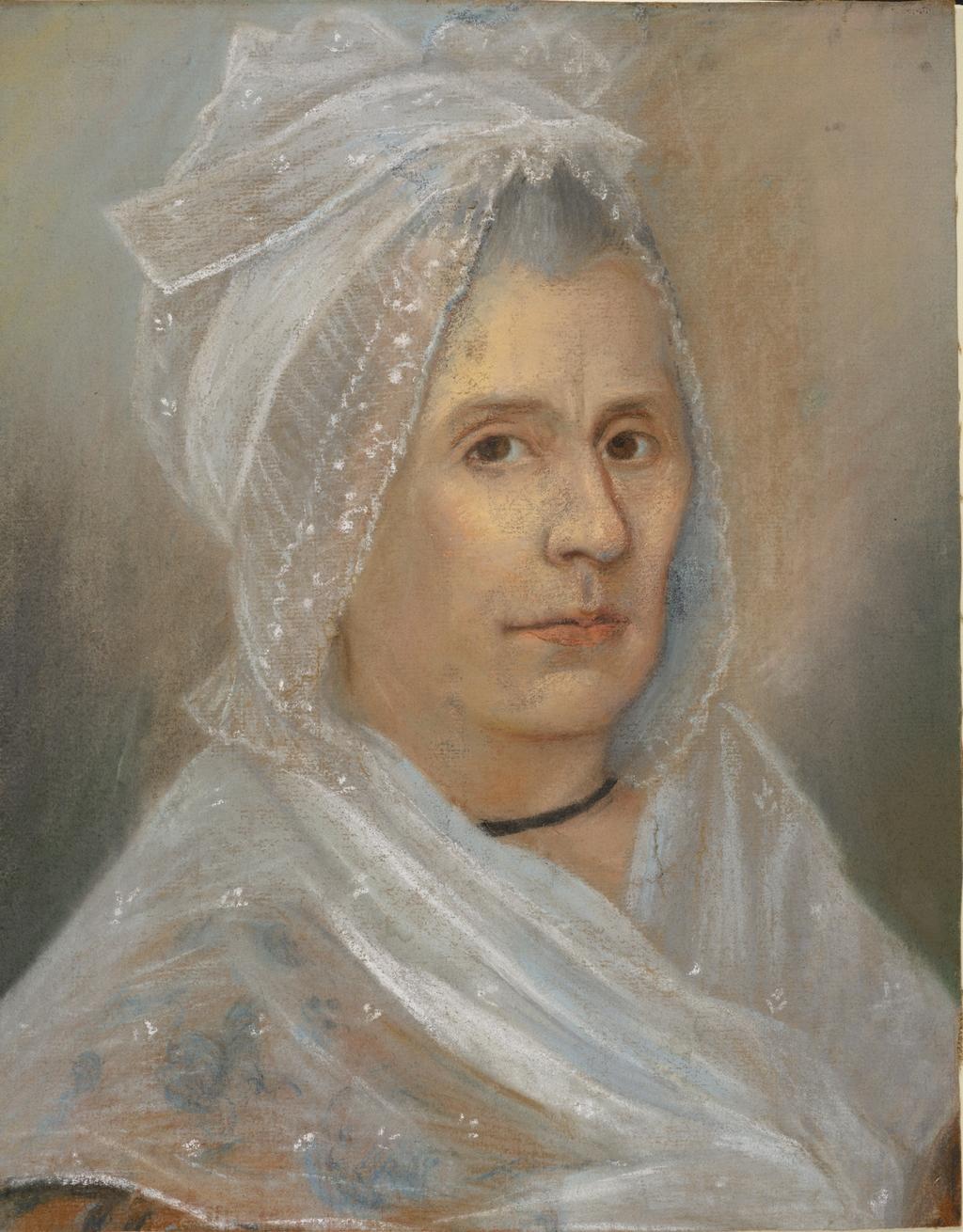Madame François Noiseux, née Anne Guilbault
