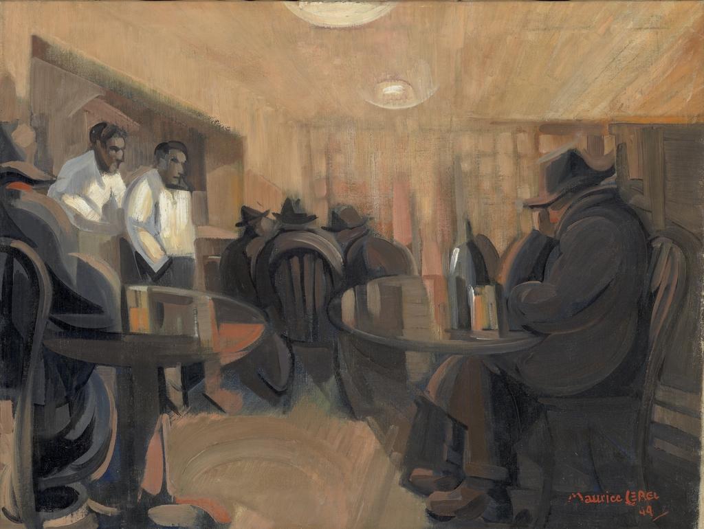 La Taverne de la rue Ontario, Montréal