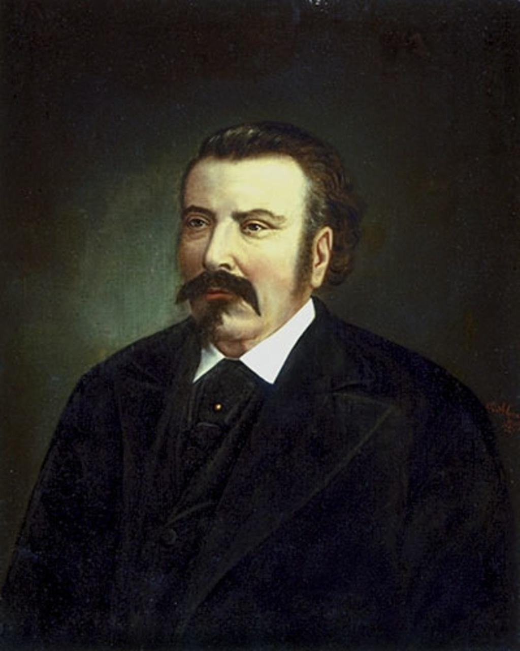 Portrait présumé de Cyrille Soulard