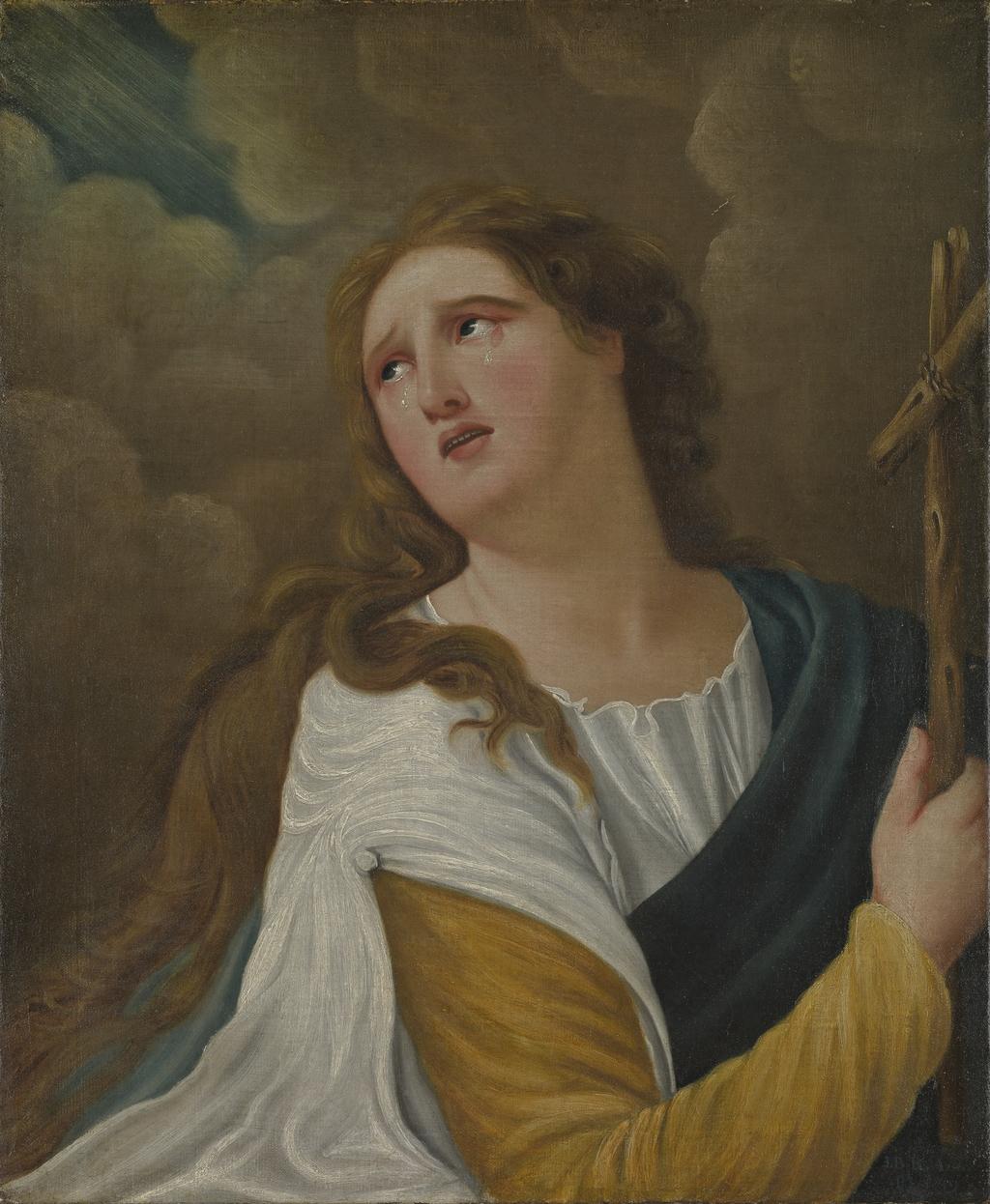 Sainte Marie-Madeleine ou La Madeleine en pleurs1