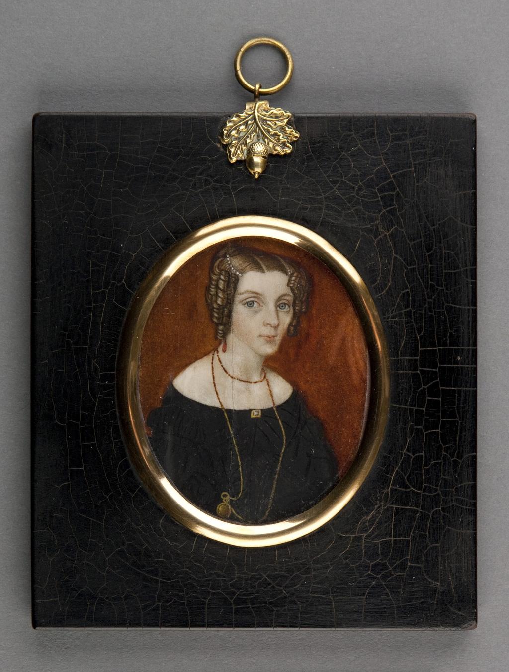Portrait présumé de madame Jeffery