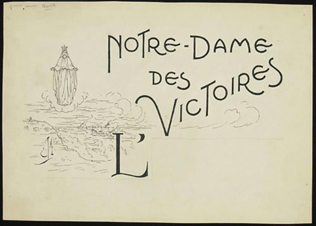 Notre-Dame-des-Victoires (La Dispersion de la flotte de Walker en août 1711)