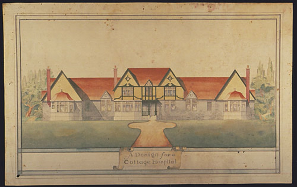 A Design for a Cottage Hospital