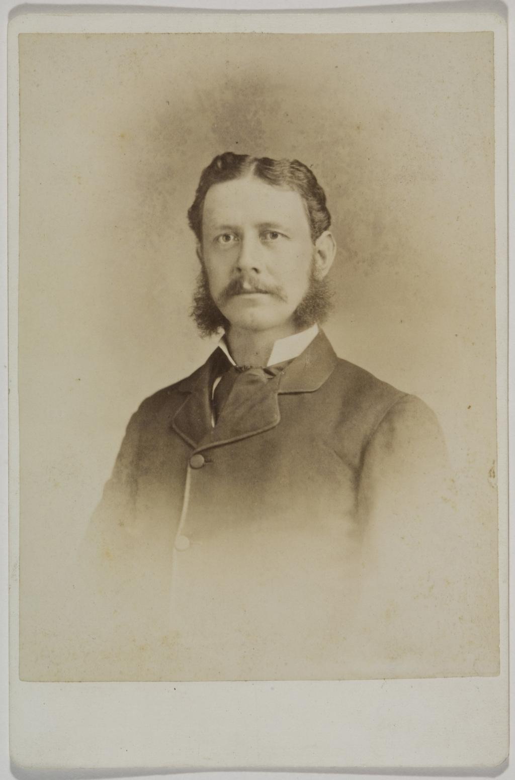Joseph Clément, de l'album de la famille Taché-Cimon