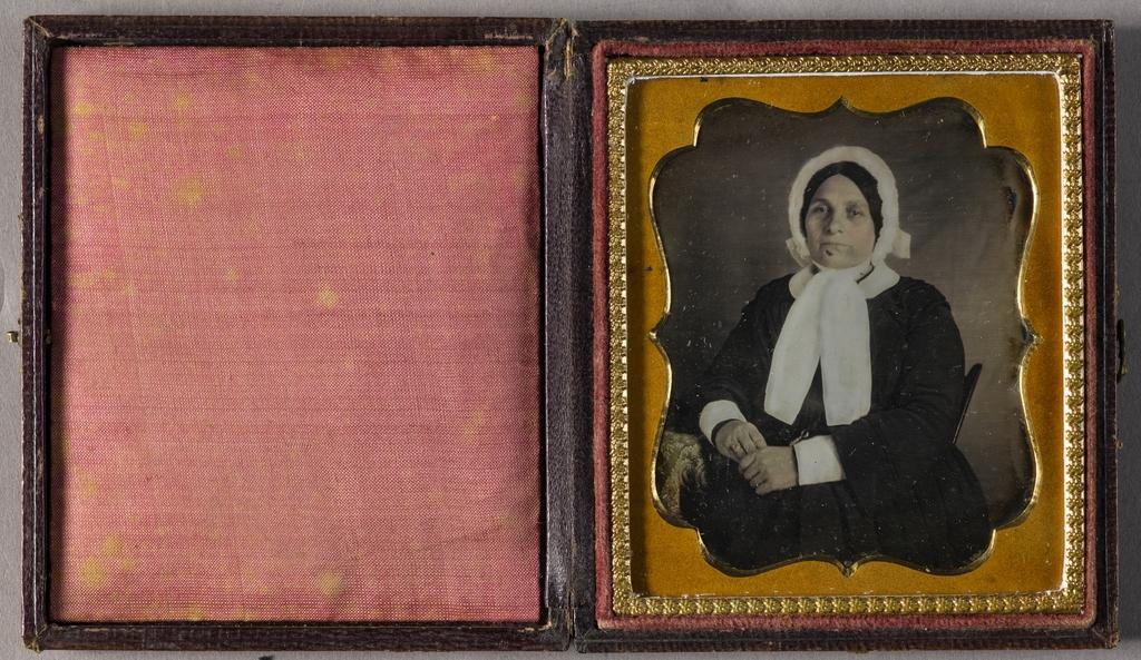 Lady Étienne-Paschal Taché, née Sophie Baucher dit Morency
