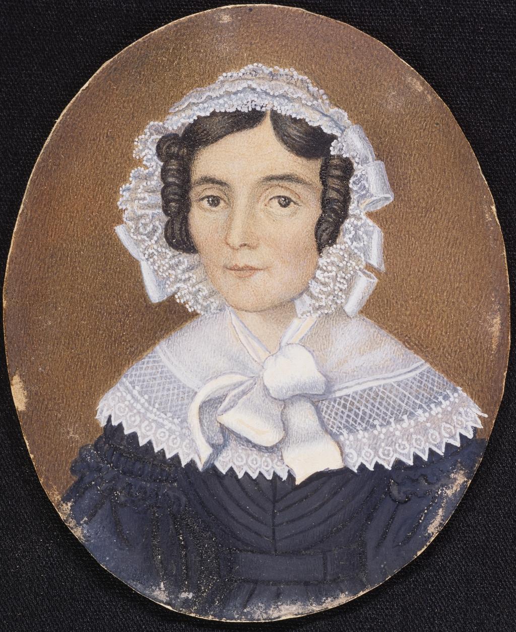 Madame Clément Cazeau, née Julie Hamelin