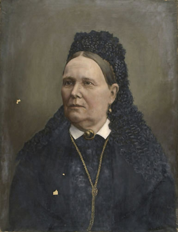 Madame Zéphirin Paquet, née Marie-Louise Hamel