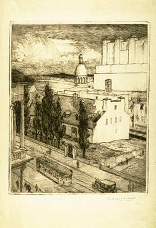 Le Château Ramezay, Montréal