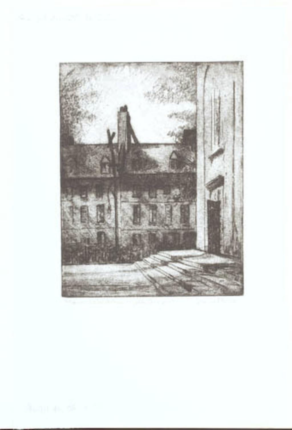 Maison rue Sainte-Anne à Québec