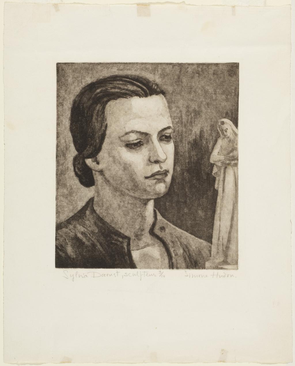 Sylvia Daoust, sculpteure