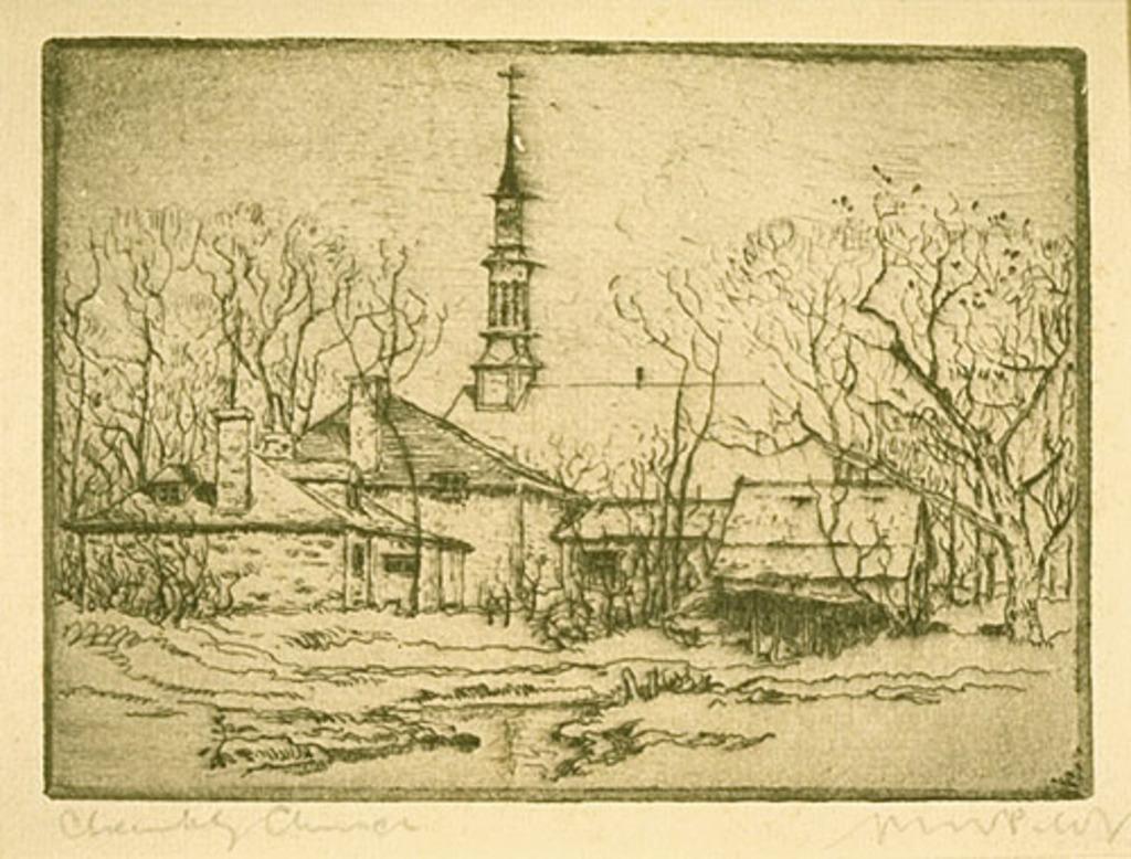 L'Église de Chambly