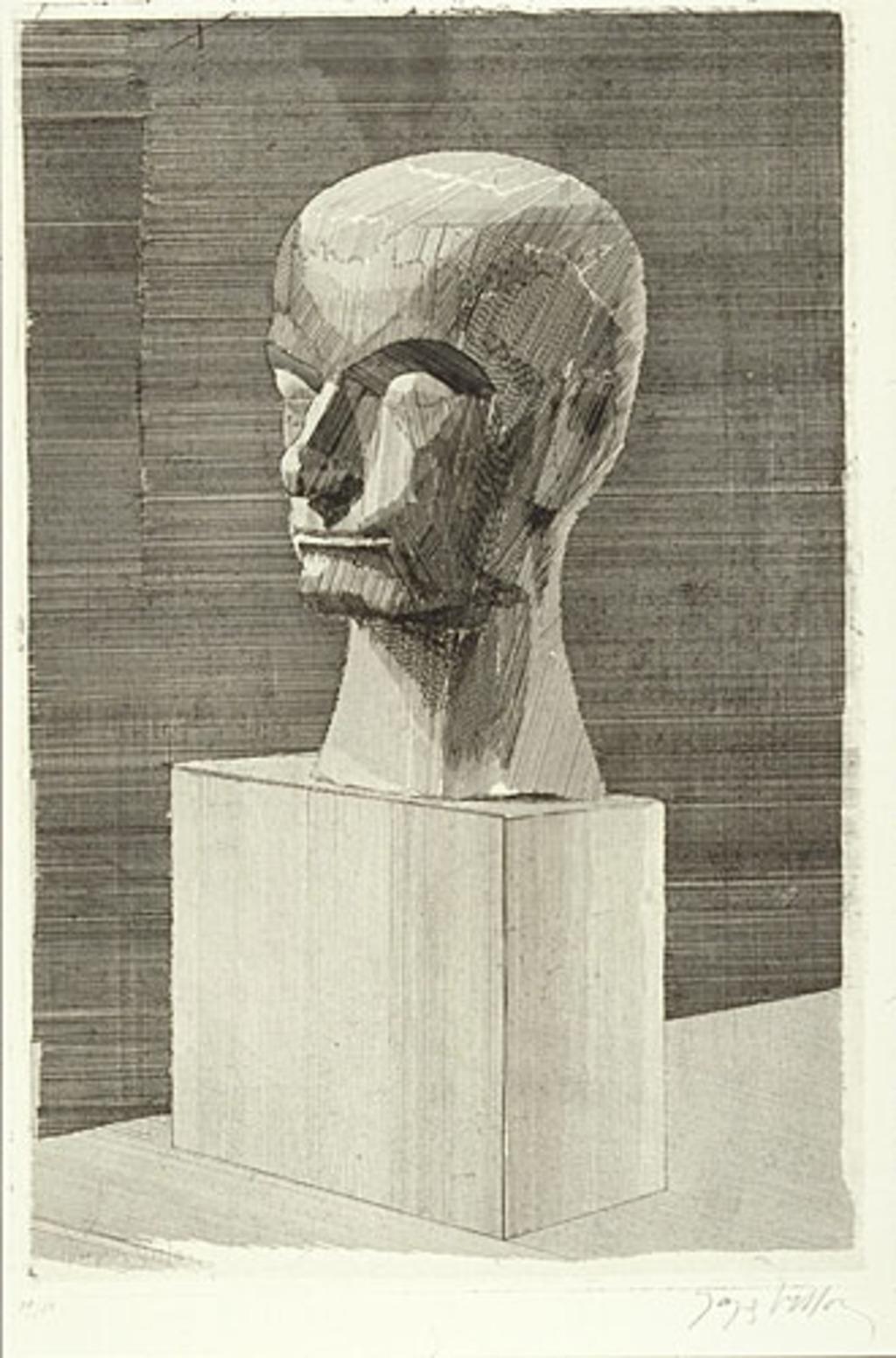 Baudelaire au socle