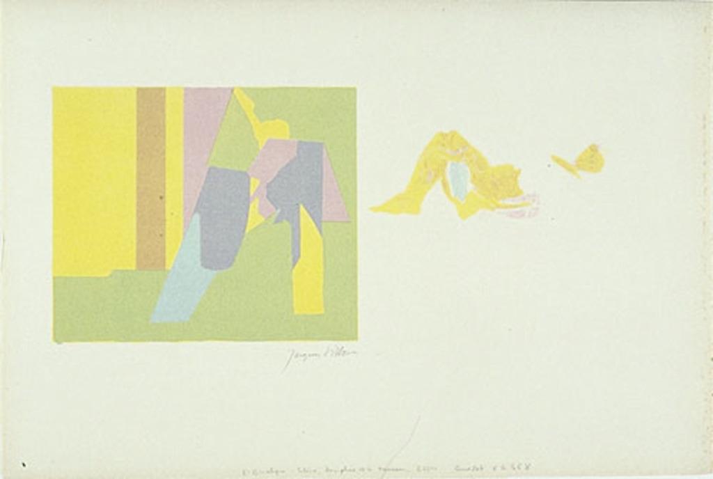6e Bucolique - Silène, Pasiphaé et le taureau