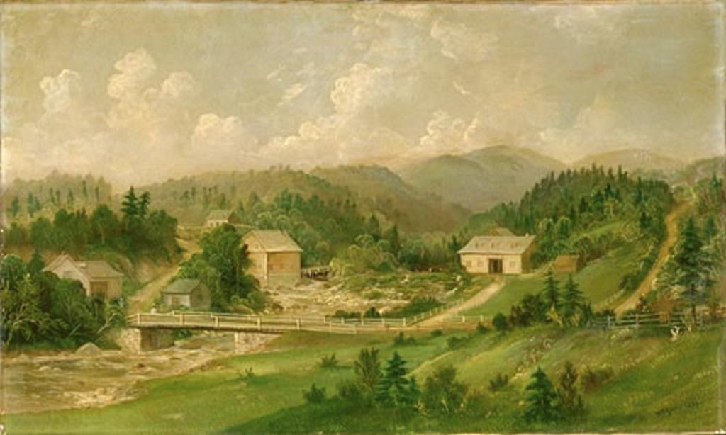 La Mauvaise Rivière, Saint-Raymond de Portneuf