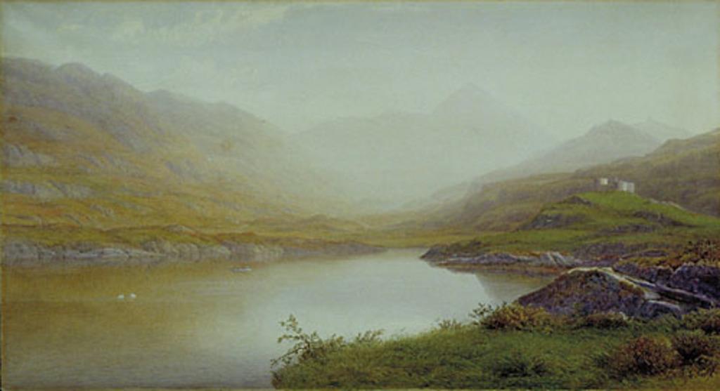 Lac d'Écosse