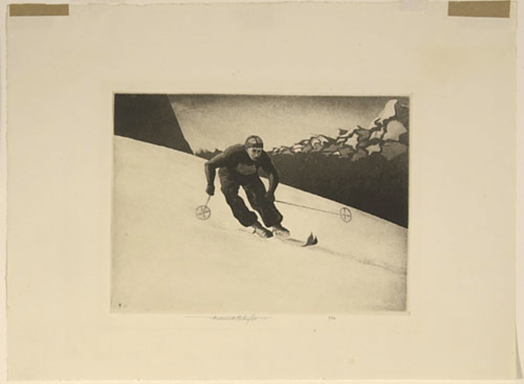 Ski Racer, nº 11