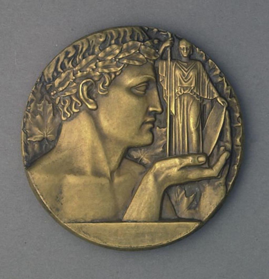 Médaille de l'École des beaux-arts de Montréal